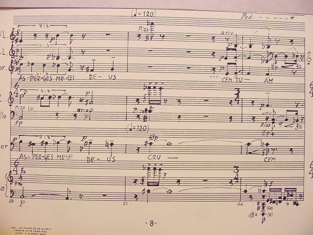 analysis of a motet Handwriting analysis you'll get regular updates about the bach choir of bethlehem delivered straight the bach choir of bethlehem sang a brahms motet.